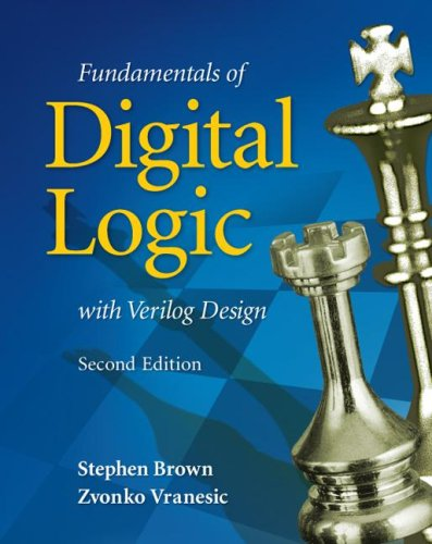 Fundamentals of Digital Logic with Verilog Design  2nd 2008 edition cover