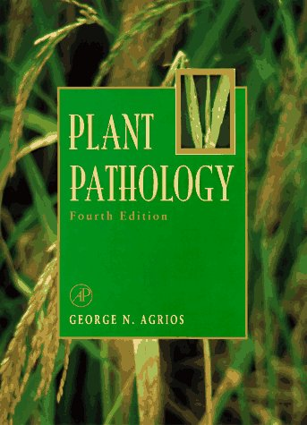 Plant Pathology  4th 1997 (Revised) edition cover