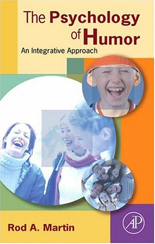 Psychology of Humor An Integrative Approach  2007 edition cover