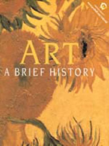 Art A Brief History N/A edition cover