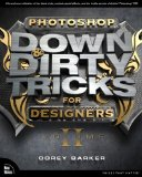 Photoshop down and Dirty Tricks for Designers   2014 edition cover