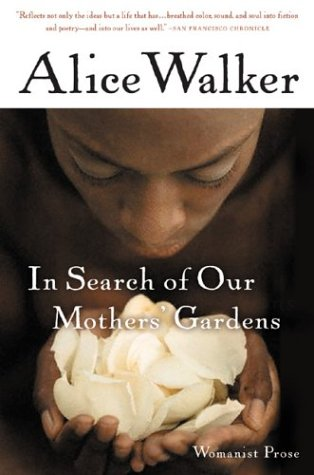 In Search of Our Mother's Gardens   2003 edition cover