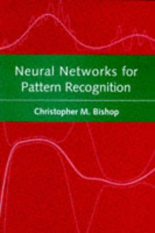 Neural Networks for Pattern Recognition   1995 edition cover