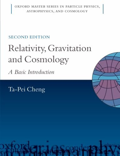Relativity, Gravitation and Cosmology A Basic Introduction 2nd 2009 9780199573646 Front Cover