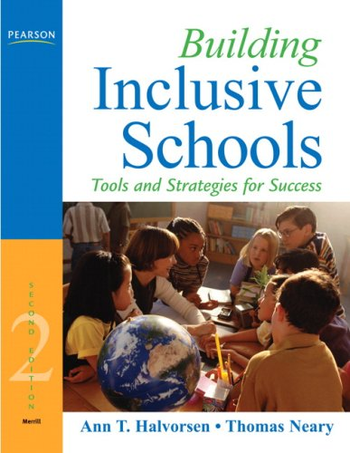Building Inclusive Schools Tools and Strategies for Success 2nd 2009 edition cover