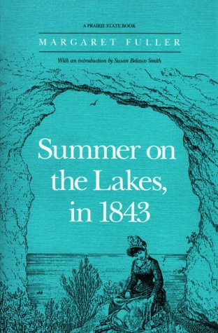 Summer on the Lakes, in 1843   1991 edition cover