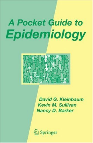 Pocket Guide to Epidemiology   2007 edition cover