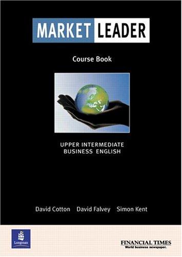 Upper Intermediate Business English   2001 edition cover