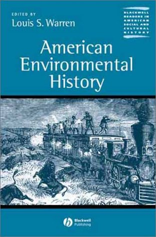 American Environmental History   2003 edition cover