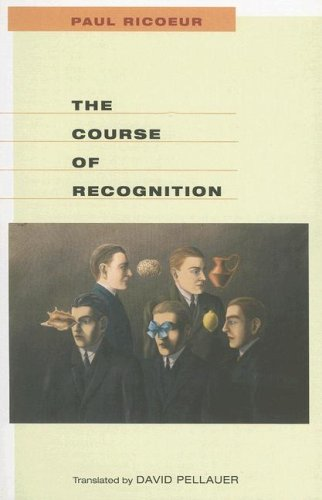 Course of Recognition   2005 edition cover