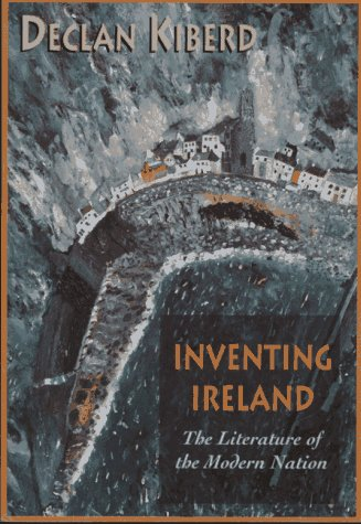 Inventing Ireland   1995 edition cover