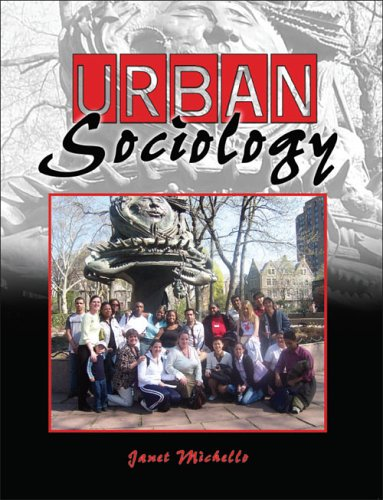 Urban Sociology  Revised  9780757524646 Front Cover