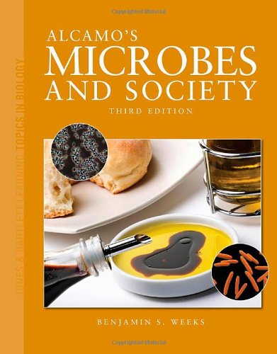 Microbes and Society  3rd 2012 (Revised) edition cover