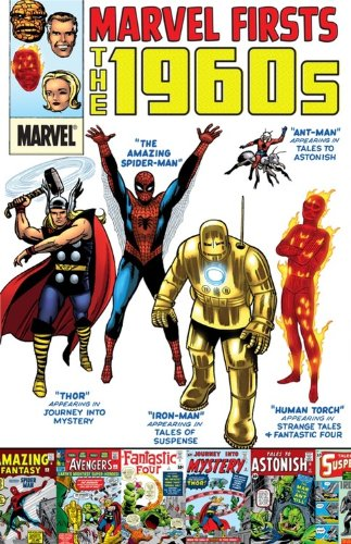Marvel Firsts - The 1960s  N/A edition cover