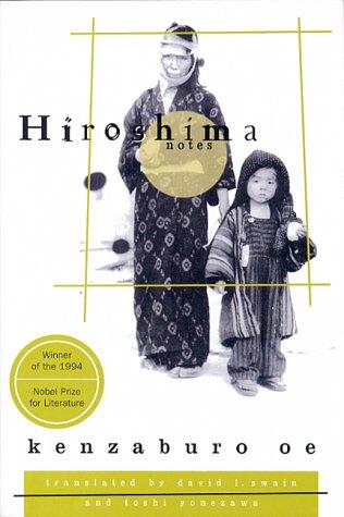 Hiroshima Notes  Reprint edition cover
