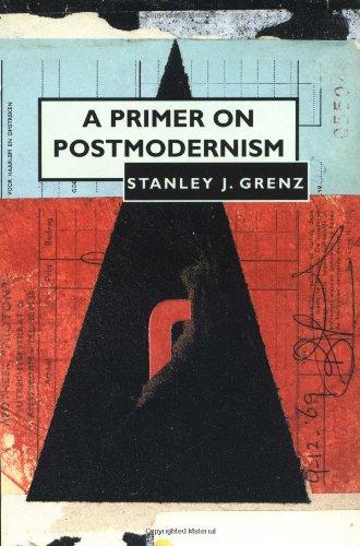Primer on Postmodernism   1996 edition cover