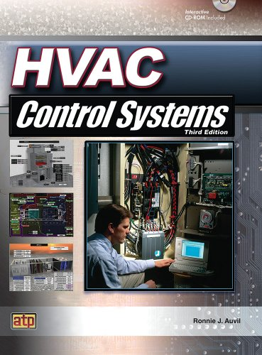 HVAC CONTROL SYSTEMS-W/CD      N/A edition cover