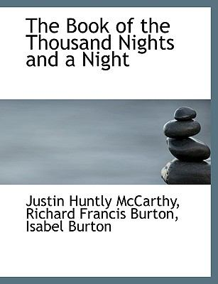 Book of the Thousand Nights and a Night  N/A 9781116485646 Front Cover