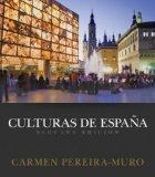 Culturas de Espa�a  2nd 2015 edition cover