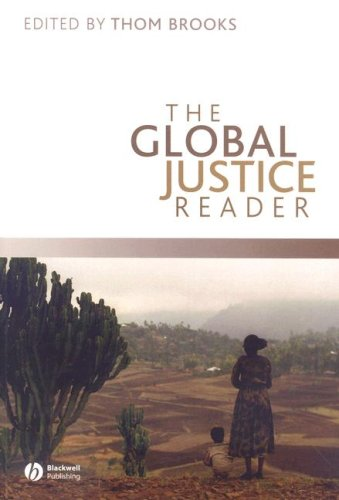 Global Justice Reader   2008 9781405169646 Front Cover