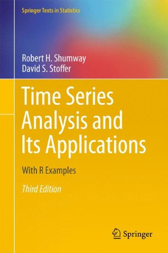 Time Series Analysis and Its Applications  3rd 2011 edition cover
