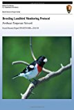 Breeding Landbird Monitoring Protocol Northeast Temperate Network  N/A 9781492918646 Front Cover
