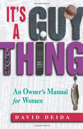 It's a Guy Thing A Owner's Manual for Women  1997 edition cover