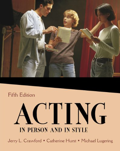 Acting in Person and in Style  5th edition cover