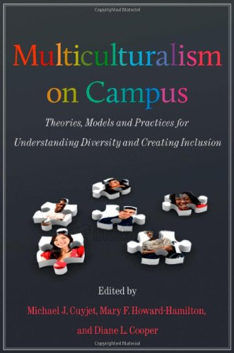 Multiculturalism on Campus Theory, Models, and Practices for Understanding Diversity and Creating Inclusion  2010 edition cover