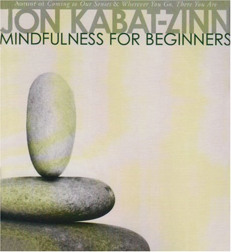 Mindfulness for Beginners 1st edition cover