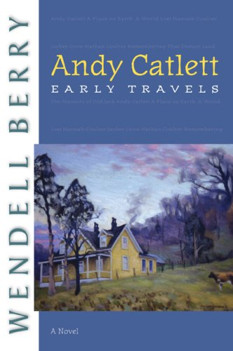 Andy Catlett Early Travels N/A edition cover