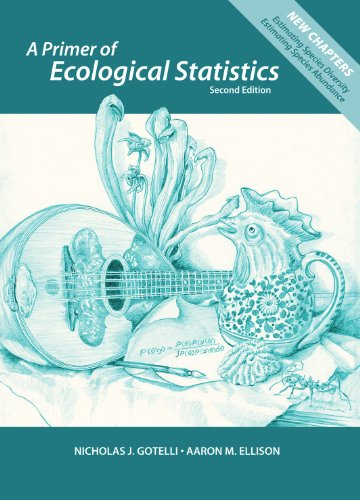 A Primer of Ecological Statistics:   2012 edition cover