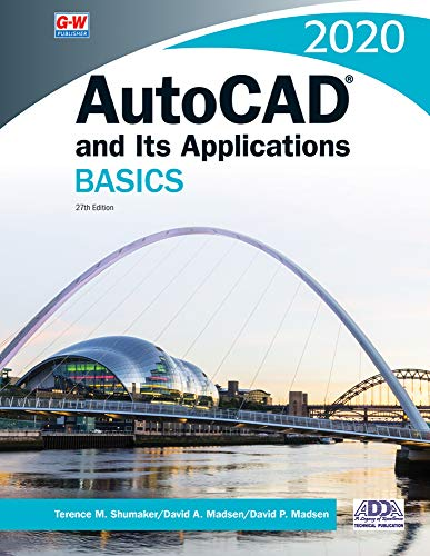 AUTOCAD+ITS APPL.:BASICS 2020-ACCESS    N/A 9781635638646 Front Cover