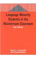 Language Minority Students in the Mainstream Classroom  2nd 2001 (Revised) edition cover
