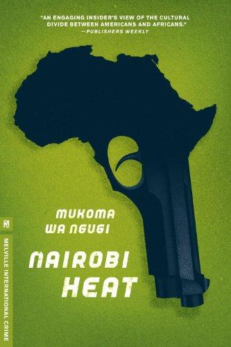 Nairobi Heat   2011 edition cover