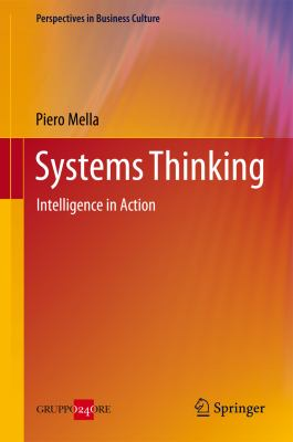 Systems Thinking Intelligence in Action  2012 edition cover