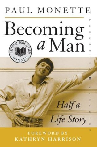 Becoming a Man Half a Life Story  2004 edition cover