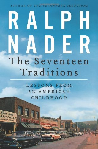 Seventeen Traditions Lessons from an American Childhood  2012 edition cover