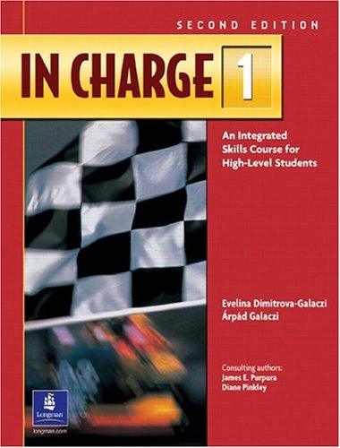 In Charge 1  2nd 2002 9780130942647 Front Cover