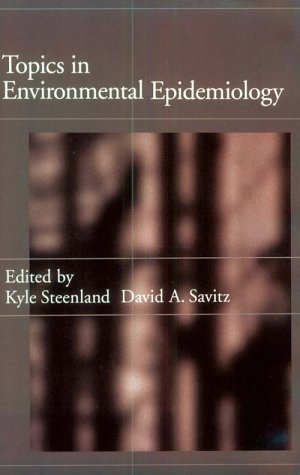 Topics in Environmental Epidemiology   1997 9780195095647 Front Cover