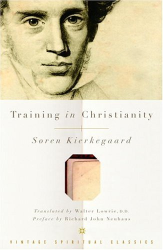 Training in Christianity   2004 edition cover