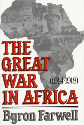 Great War in Africa, 1914-1918  N/A edition cover