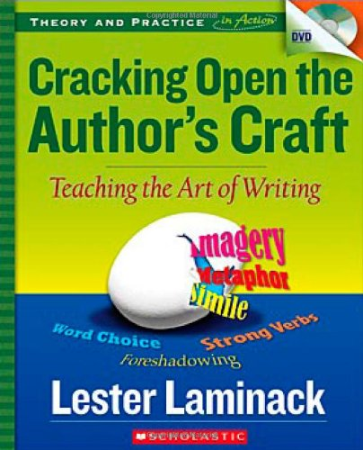 Cracking Open the Author's Craft Teaching the Art of Writing  2007 edition cover
