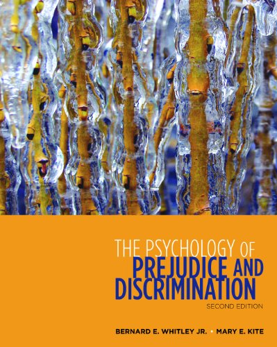 Psychology of Prejudice and Discrimination  2nd 2010 edition cover