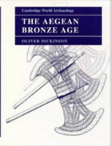 Aegean Bronze Age   1994 edition cover