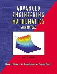 Advanced Engineering Mathematics with MATLAB�  2nd 2000 (Revised) edition cover