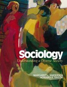 Sociology Understanding a Diverse Society 1st 2000 9780534566647 Front Cover
