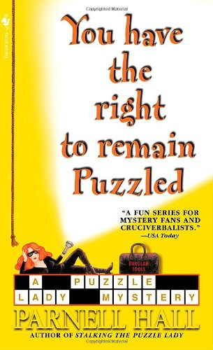 You Have the Right to Remain Puzzled  N/A 9780553587647 Front Cover