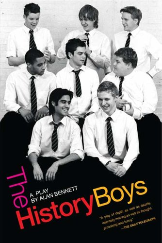 History Boys   2006 edition cover