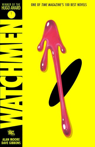 Watchmen  N/A edition cover